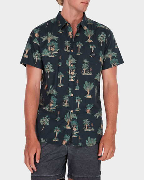 COUCH SURFERS SHORT SLEEVE SHIRT
