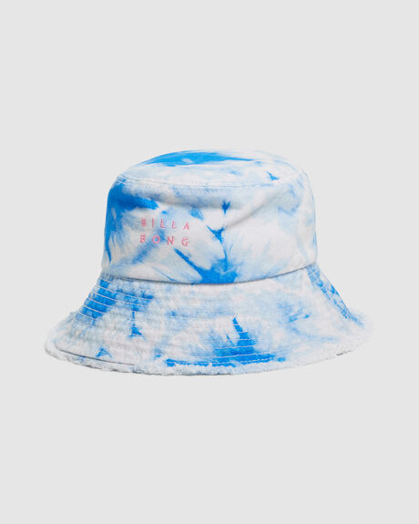 BEACHED BLUE HAT