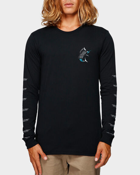 DRI-FIT LAND AND SEA  LONG SLEEVE TEE