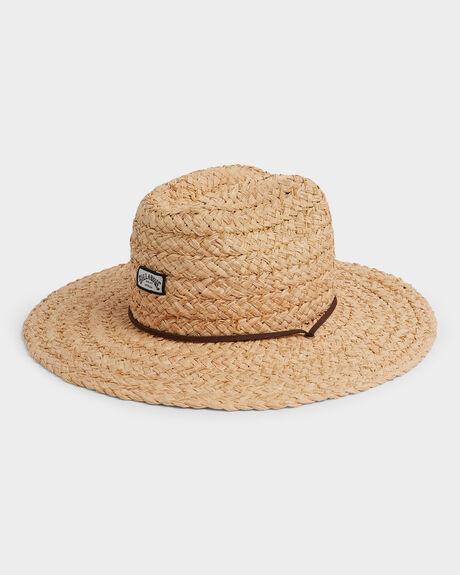 JONESY STRAW HAT