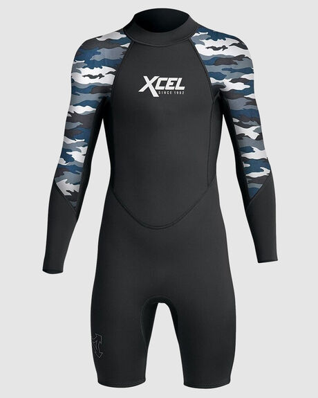 YOUTH AXIS 2MM L/S SPRINGSUIT
