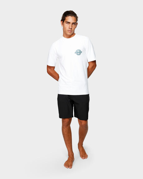 SPEED ZONE LF SHORT SLEEVE RASH VEST