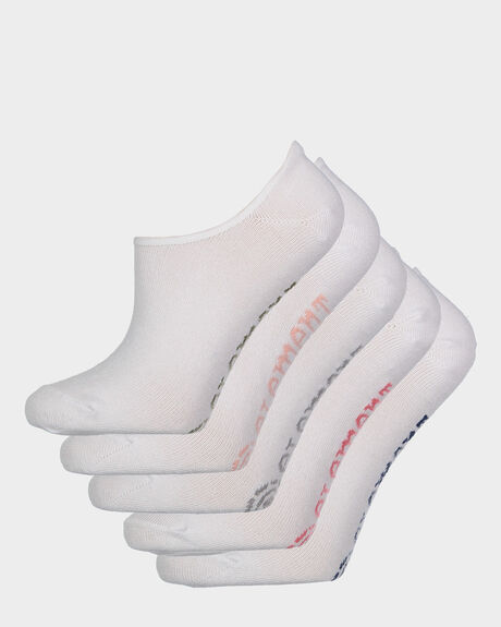 ELEMENT NUDIE SOCK - 5 PACK