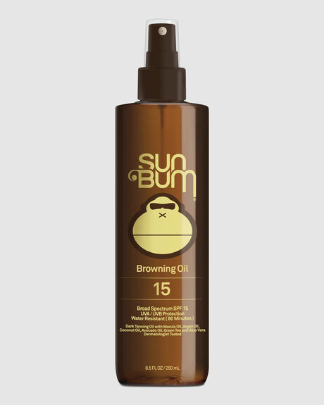 SUNBUM BROWNING OIL