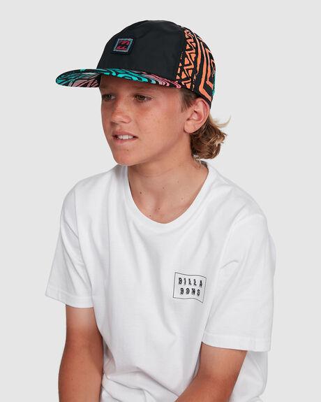BOYS SESSIONS CAP