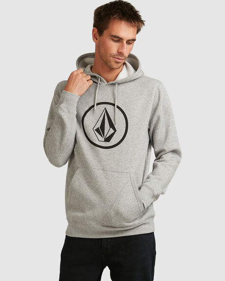 MENS BRASS TACKS PULLOVER FLEECE
