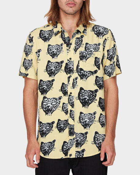 OZZIE CAT SHORT SLEEVE SHIRT