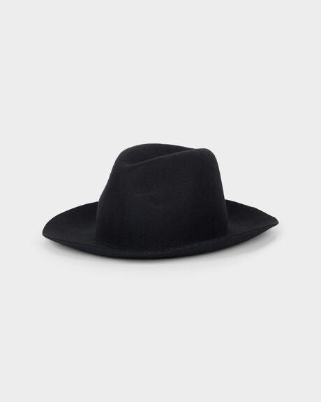 FIELDS FEDORA HAT