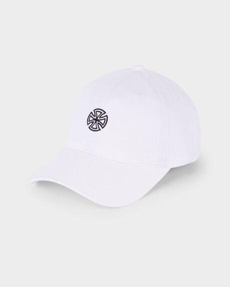 5d5091bd58a White CROSS DAD CAP