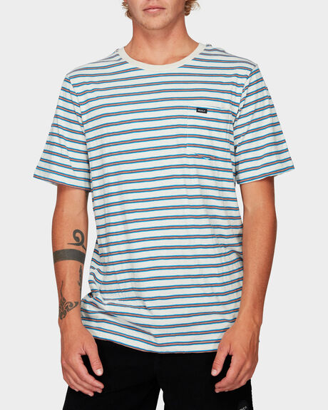 VINCENT STRIPE SS TEE