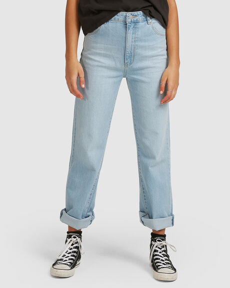 WOMENS ORIGINAL STRAIGHT COMFORT SKY JEAN