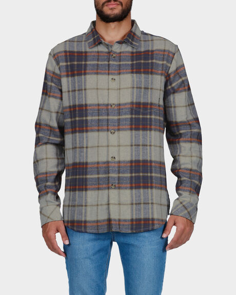 COASTLINE FLANNEL SHIRT