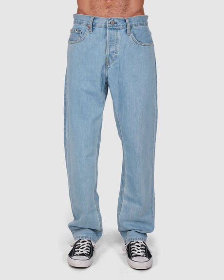 WORKER RELAXED  M PANT BLCW
