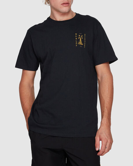HURLEY RECORDINGS TEE