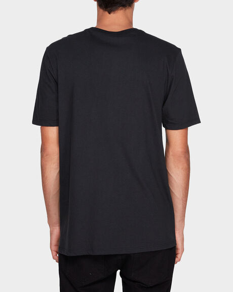 ONE AND ONLY SHORT SLEEVE SOLID  TEE