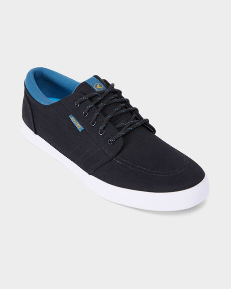 KUSTOM REMARK 2 BLACK/BLUE YOUTH SHOE