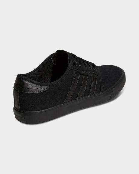 ADIDAS SEELEY BLACK/ BLACK SHOE