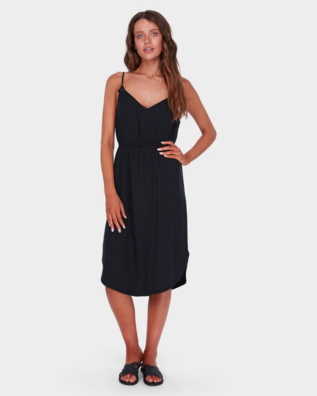 SAHAVA MIDI DRESS