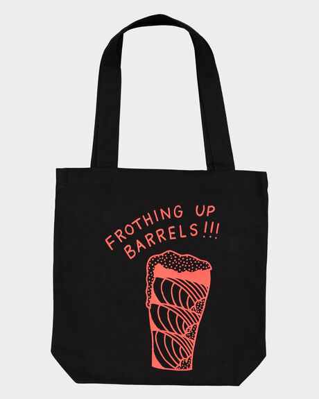 FROTHING TOTE