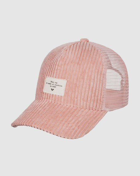 WOMENS CHILL OUT TRUCKER HAT