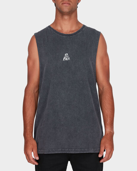 RVCA LORDS MUSCLE TEE