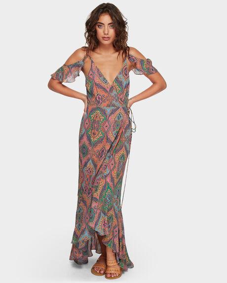 DELON MAXI DRESS