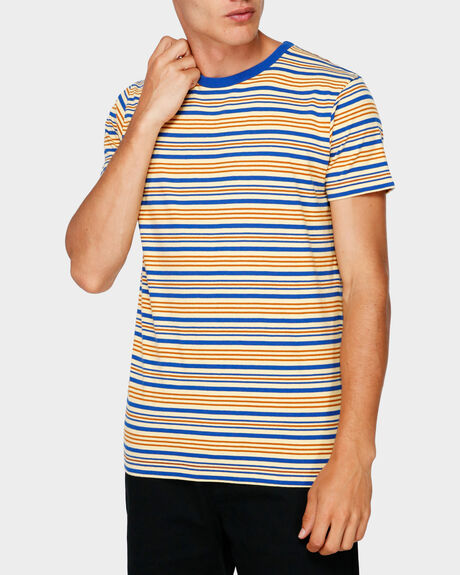 BERTIES STRIPE TEE