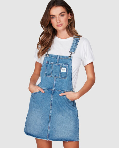 NATALIE DENIM PINI DRESS