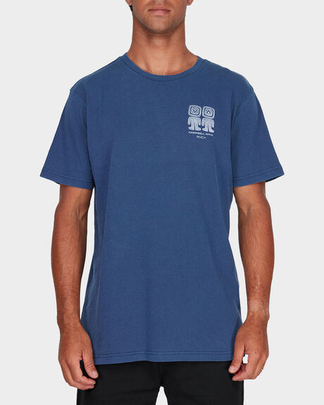 CAMPBELL BROS SHORT SLEEVE TEE