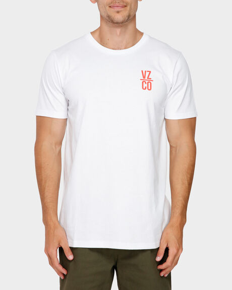 GET AROUND SHORT SLEEVE TEE
