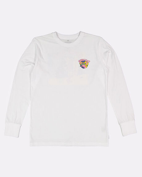 Cheese Youth Ls Tee
