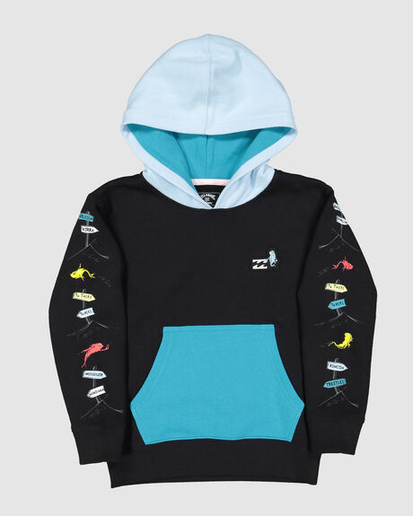 ONE FISH TWO FISH PULLOVER