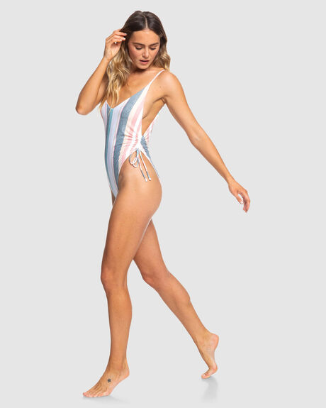 PRINTED BEACH CLASSICS FAS ONE PIECE