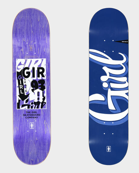SIGN PAINTER SKATEBOARD DECK