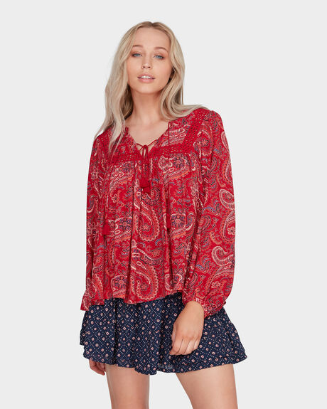 MAYFIELD BLOUSE