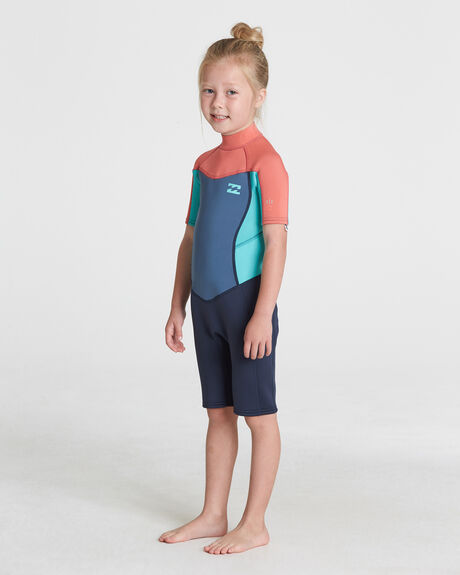 GIRLS 202 SYNERGY SPRINGSUIT