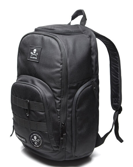 Ss Backpack Black