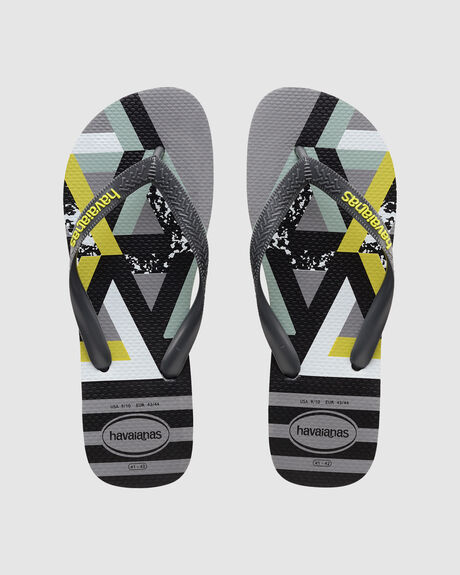 TREND STEEL GREY/NEON YELLOW