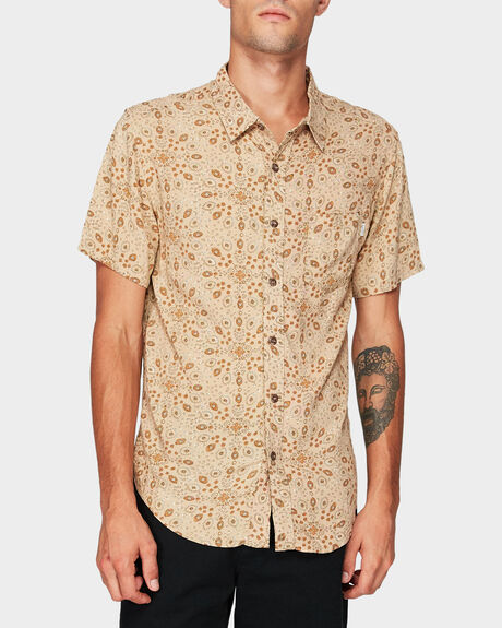 HACIENDA SHORT SLEEVE SHIRT