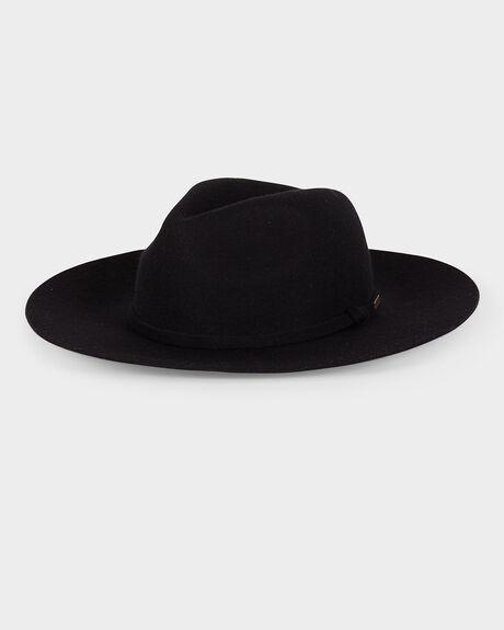 ALLUDE FELT HAT
