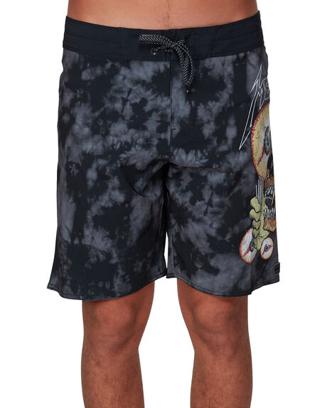 METALLICA SHORTEST STRAW BOARDSHORTS