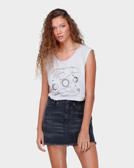 Avenue Denim Skirt