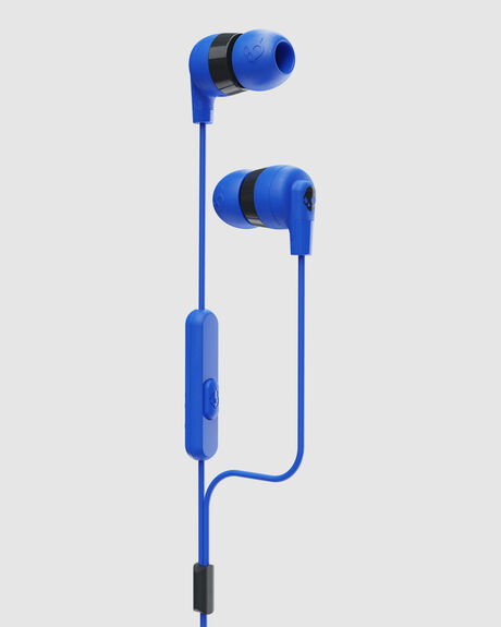 INKD+ IN-EAR W/MIC 1 COBALT BLUE