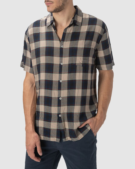 HOLIDAY SHORT-SLEEVE SHIRT