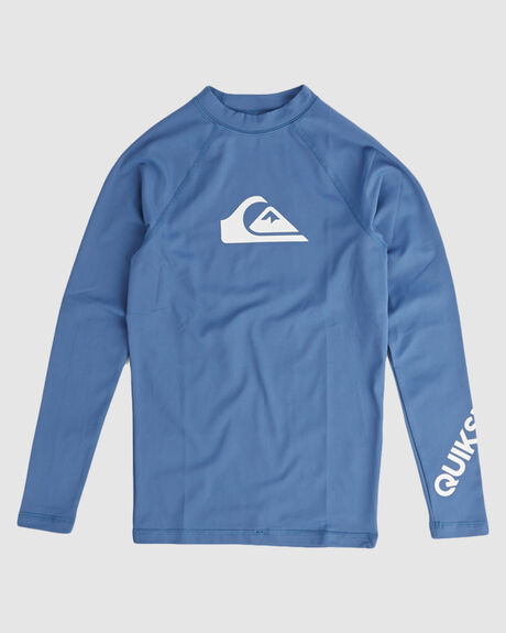 ALL TIME LONG SLEEVE UPF 50 RASH VEST