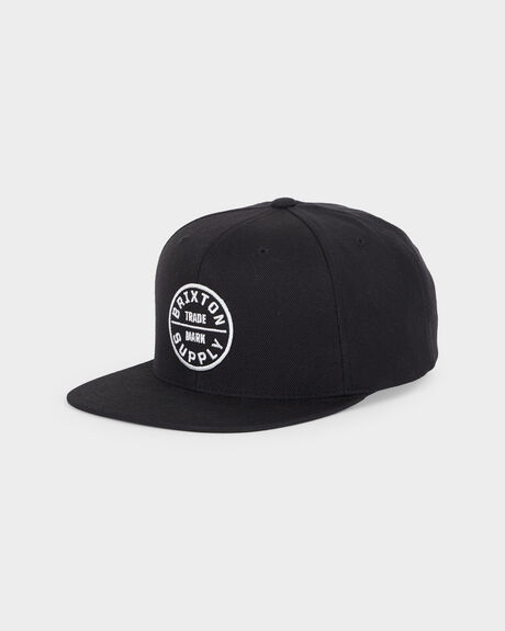 OATH III SNAP BACK CAP