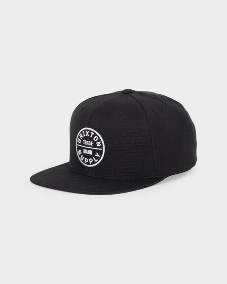 OATH III SNAP BACK CAP
