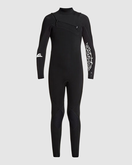 3/2MM HIGHLINE LIMITED - CHEST ZIP WETSUIT FOR BOYS 8-16