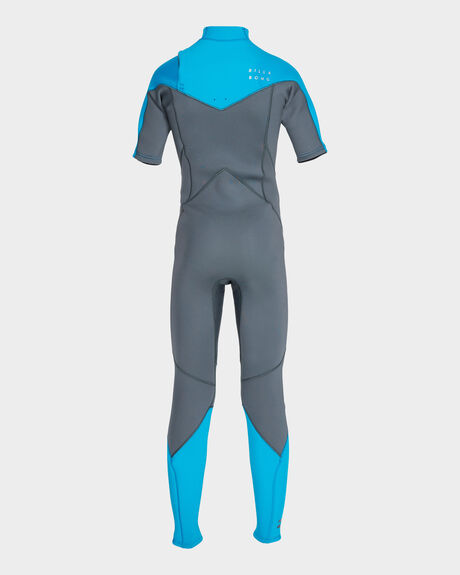 f379ae72a8 Ash TEEN FURNACE 202 CHEST ZIP WETSUIT | Surf, Dive 'N' Ski