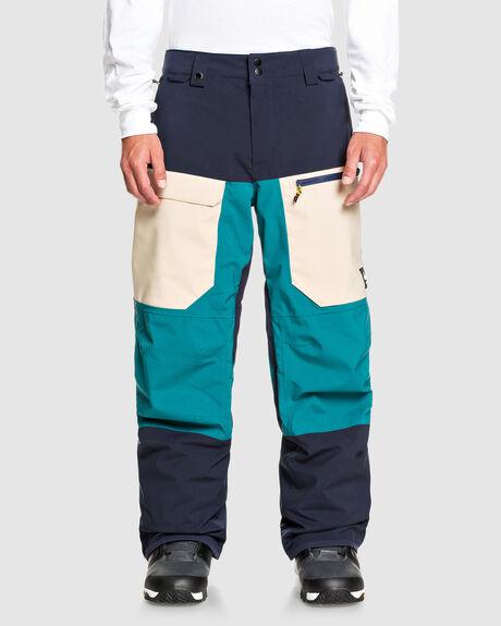 MENS TRAVIS RICE STRETCH SHELL SNOW PANTS